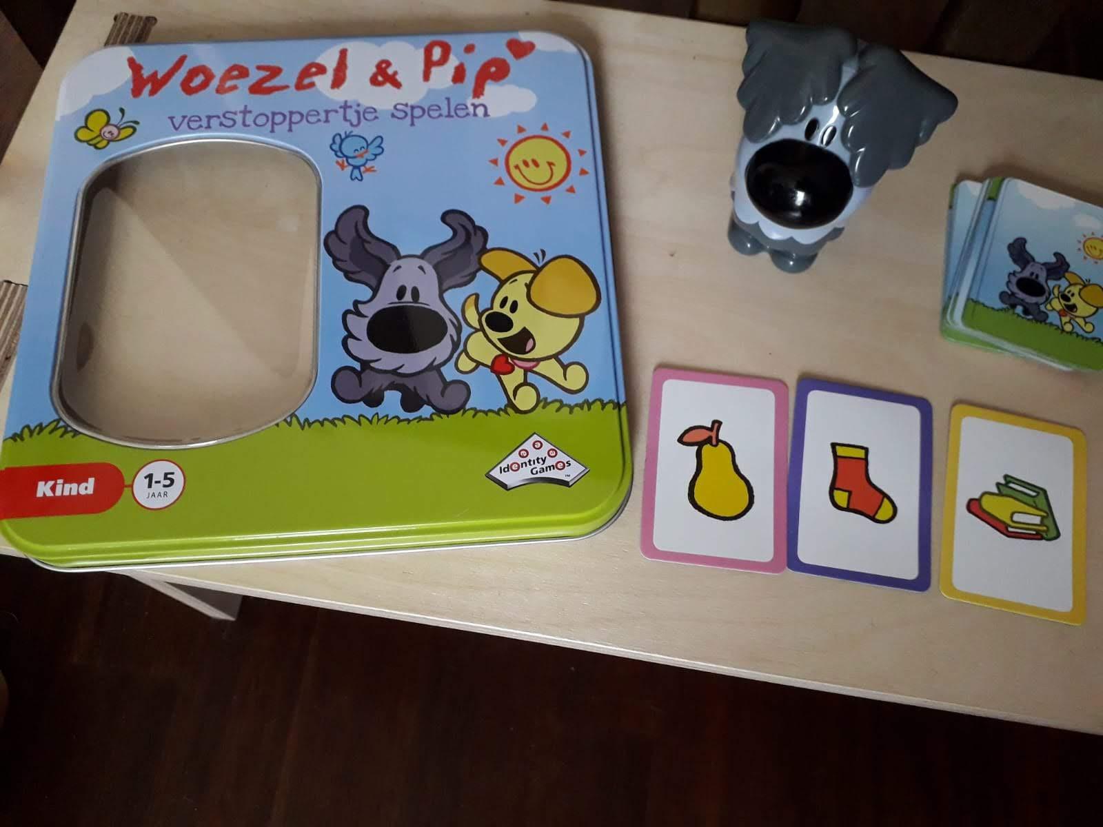 Woezel & Pip spelen verstoppertje